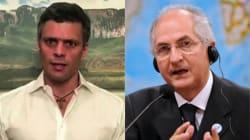 Detienen nuevamente a los opositores Leopoldo López y Antonio