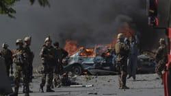 Atentado en barrio diplomático de Kabul deja 80 muertos y más de 300