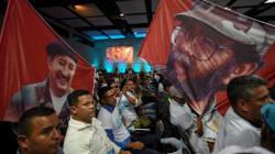 Fusiles por votos: FARC inician su tránsito a la política en