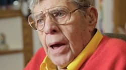 Calling This Jerry Lewis Interview A 'Trainwreck' Is