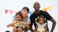 パパはニジェール人、ママは日本人。日本で暮らす5歳少女の日常は?