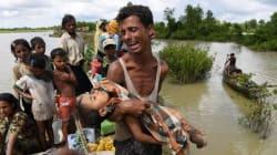 Doce muertos y decenas de desaparecidos en naufragio de rohingyas en