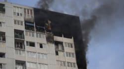 Une femme et trois enfants meurent dans l'incendie d'un immeuble à