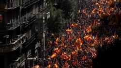 Las mejores fotos de la marcha por la unidad de España en