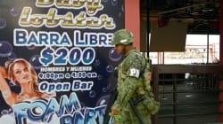 Muereturista chileno en balacera en Acapulco