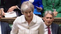 Theresa May dice que las diferencias entre Londres y la UE no deben llevar a un Brexit sin