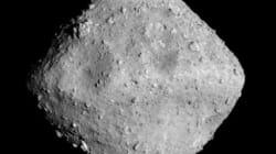 はやぶさ2、小惑星リュウグウに到達。鮮明な姿が明らかに