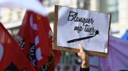 Grève dans les écoles: un quart des enseignants du primaire en