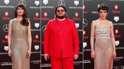 Todos los vestidos de la alfombra roja de los Premios