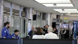 Le transport aérien affecté par le «shutdown» aux