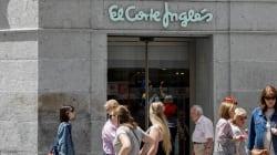Los clientes de ING podrán sacar dinero en El Corte