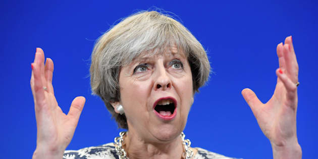 Theresa May a perdu son pari à haut risque — Royaume-Uni