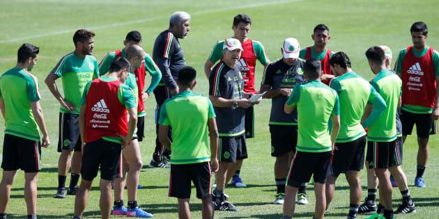 Estos son los convocados de la Selección mexicana para jugar en Rusia 2018