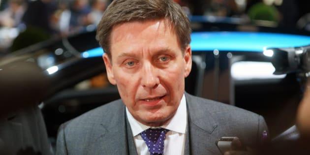 Le ministre de l'Énergie et des Ressources naturelles dit que le PDG d'Hydro-Québec est peu payé par rapport à ses homologues ontariens et américains.