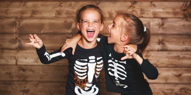 Les bonnes raisons de faire son costume d'Halloween avec votre enfant plutôt que de l'acheter