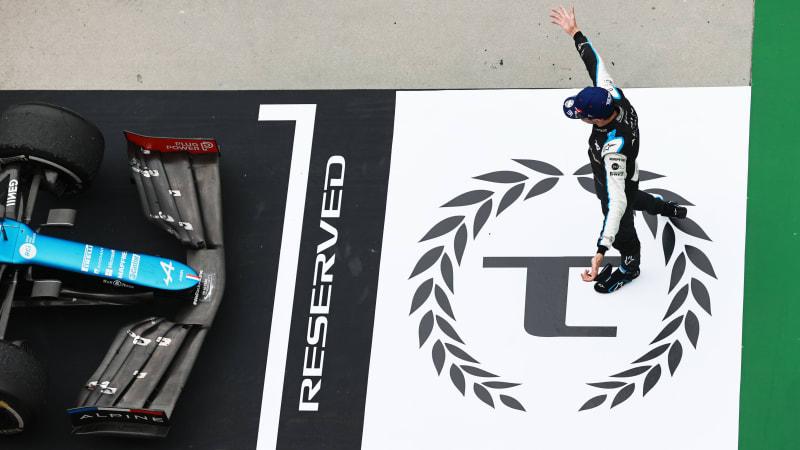 Esteban Ocon wins chaotic Hungarian GP as Hamilton takes the F1 lead