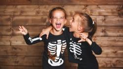 Les bonnes raisons de faire son costume d'Halloween avec votre enfant plutôt que de