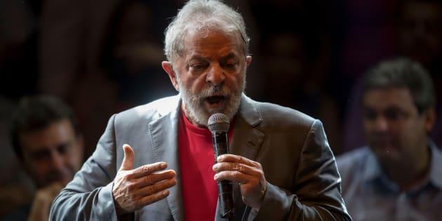 Por 6 a 5, STF nega  habeas corpus preventivo de Lula, condenado a 12 anos e 1 mês de prisão por corrupção e lavagem de dinheiro.