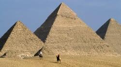 Descubren una nueva cámara vacía en la Gran Pirámide de