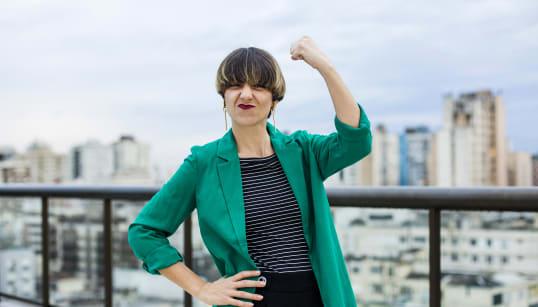 Dia 182: Joanna Burigo, fez do feminismo