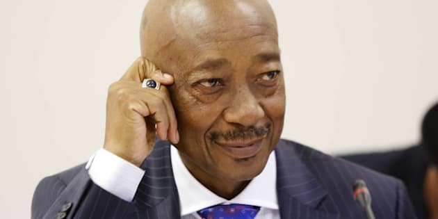 Moyane threatens Ramaphosa with legal action over suspension