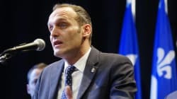 Michel Boudrias voudrait unifier le Bloc... si Martine Ouellet