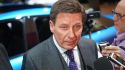 Le ministre Pierre Moreau accuse la Coalition avenir Québec de