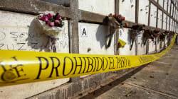 De un tráiler a una cripta: entierran 21 de los 'cuerpos ambulantes' en