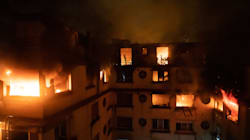 La suspecte de l'incendie de Paris à nouveau en garde à