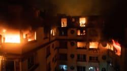 Un incendie probablement criminel à Paris fait au moins 10