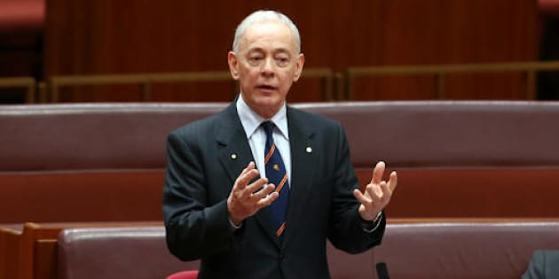 """Former Family First Senator Bob Day is """"looking forward to the High Court resolving the matter""""."""