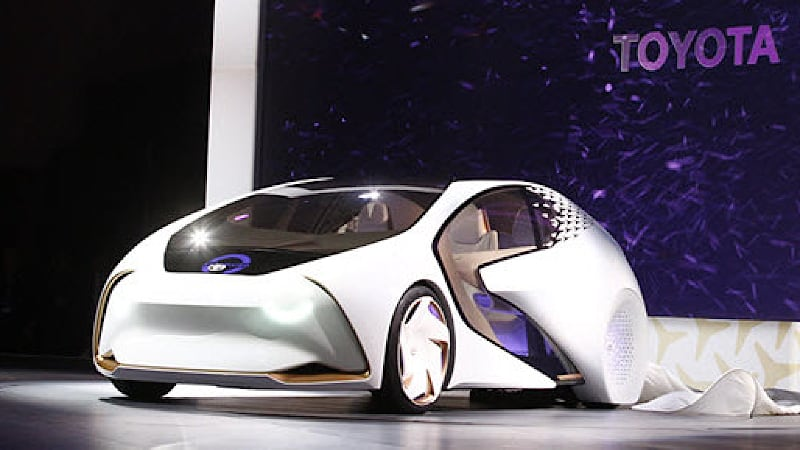 CES Preview Heres A Look At An Orgy Of Automotive Innovation - Car show in vegas 2018
