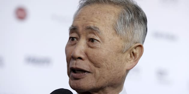 George Takei à New York en 2015.
