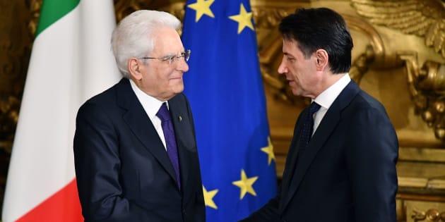 Italie: Giuseppe Conte, le nouveau chef du gouvernement populiste, a prêté serment