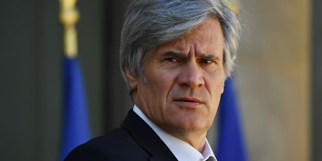 Stéphane Le Foll, le 12 avril 2017.