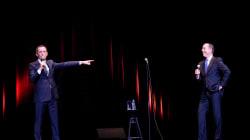 Just for Laughs: Gad Elmaleh et Jerry Seinfeld, le duo de