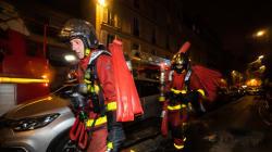 Un voisin pompier qui a eu des mots avec la suspecte avant l'incendie à Paris raconte la