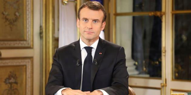 Il disastroso discorso di Macron e il fantasma di Reza Pahle