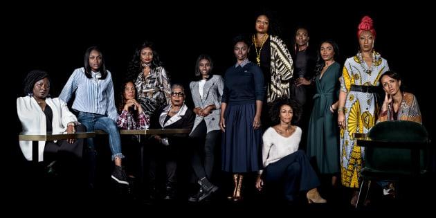 Noires, nous sommes les femmes invisibles du cinéma français.