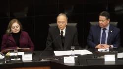 Alejandro Gertz Manero es elegido como fiscal