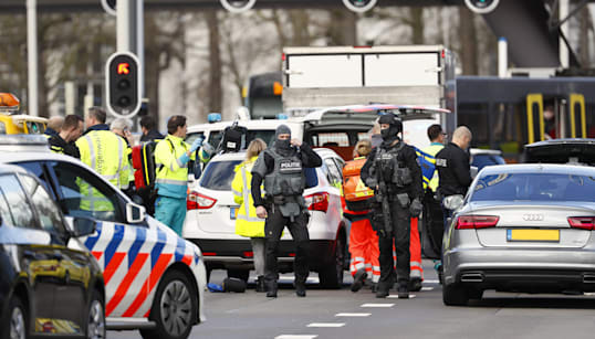 Plusieurs fusillades ont eu lieu dans une ville des