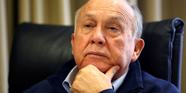 South African magnate Christo Wiese has taken charge of flagging conglomerate Steinhoff.