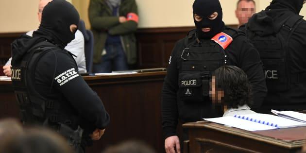 Salah Abdeslam ne reviendra pas à son procès à Bruxelles