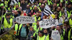 Gilets jaunes: trois mois de contestation