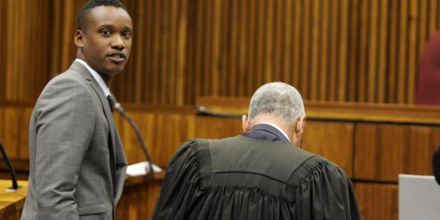 Duduzane Zuma.