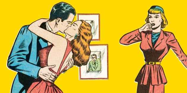 La maîtresse doit-elle tout raconter à la femme trompée?