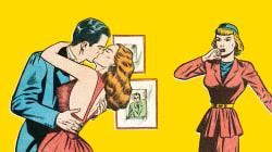A amante deveria contar para a esposa que o marido está