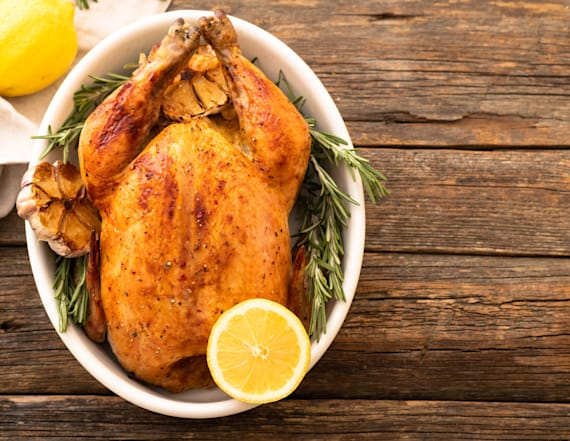 How to roast a frozen turkey (and save Thanksgiving)