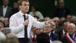 Plus d'un million de personnes ont assisté à l'échange entre Macron et les