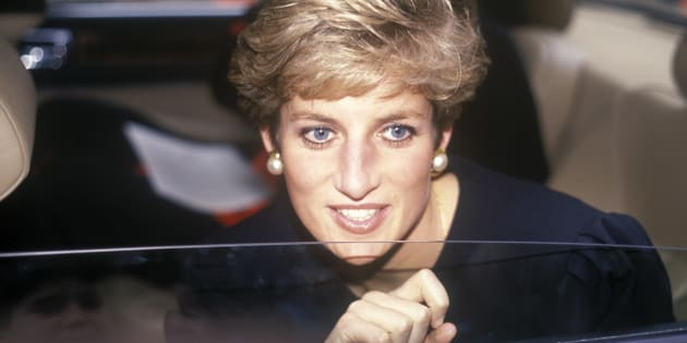 22/05/1991 Diana, Princess of Wales Archbishop's House, Westminster, London